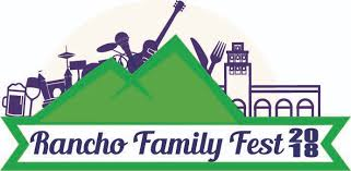 Rancho Family Fest logo graphic