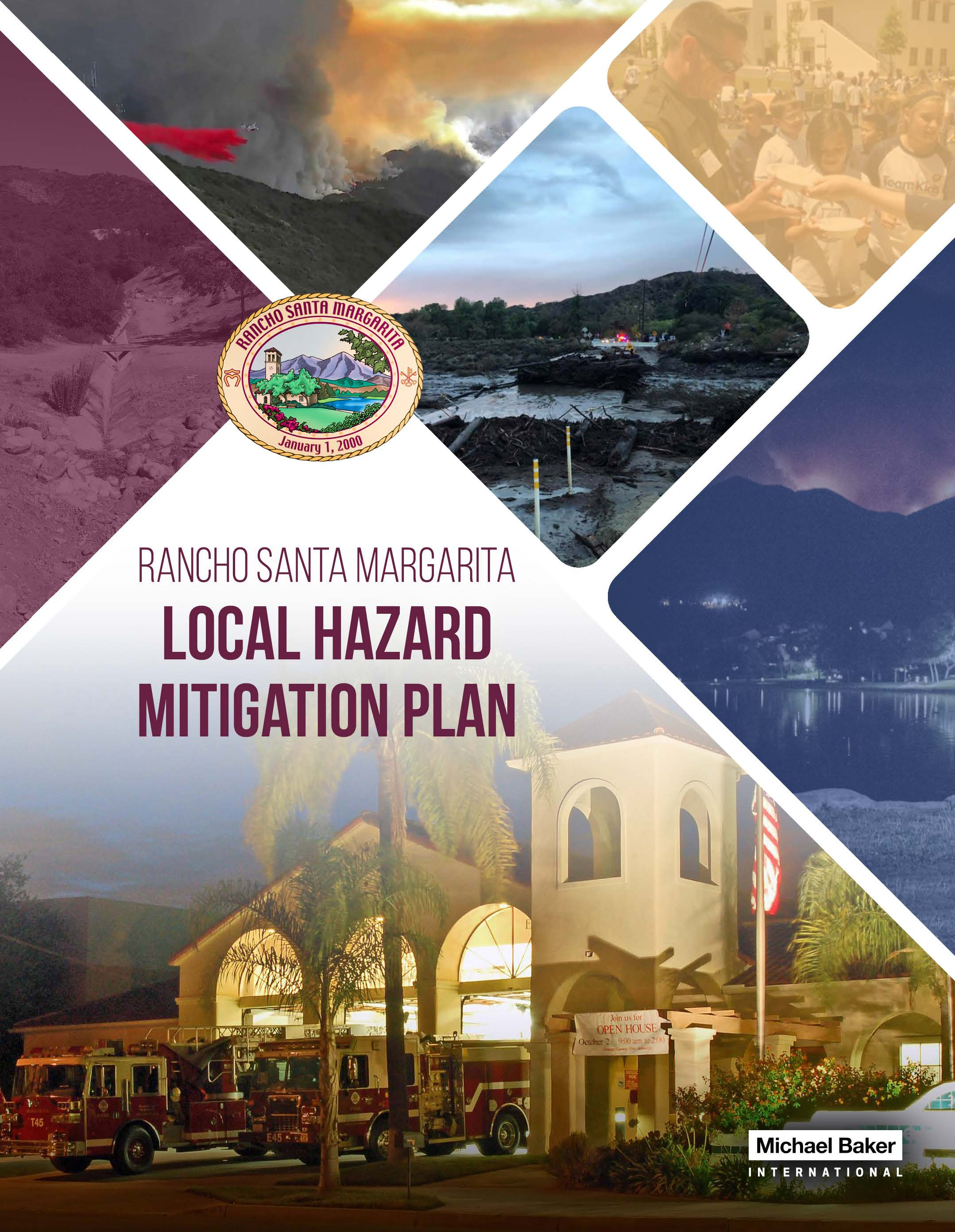 RSM Hazard Mitigation Report Cover