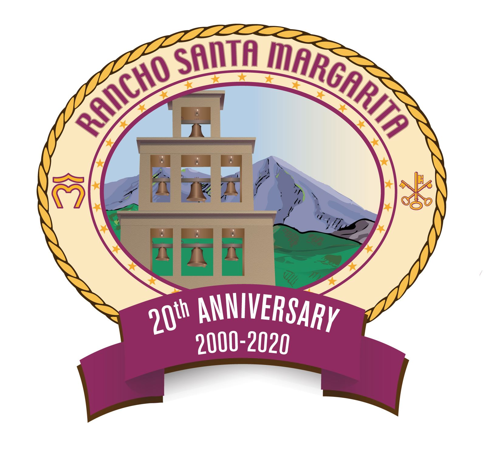 Rancho Santa Margarita 2020 Seal