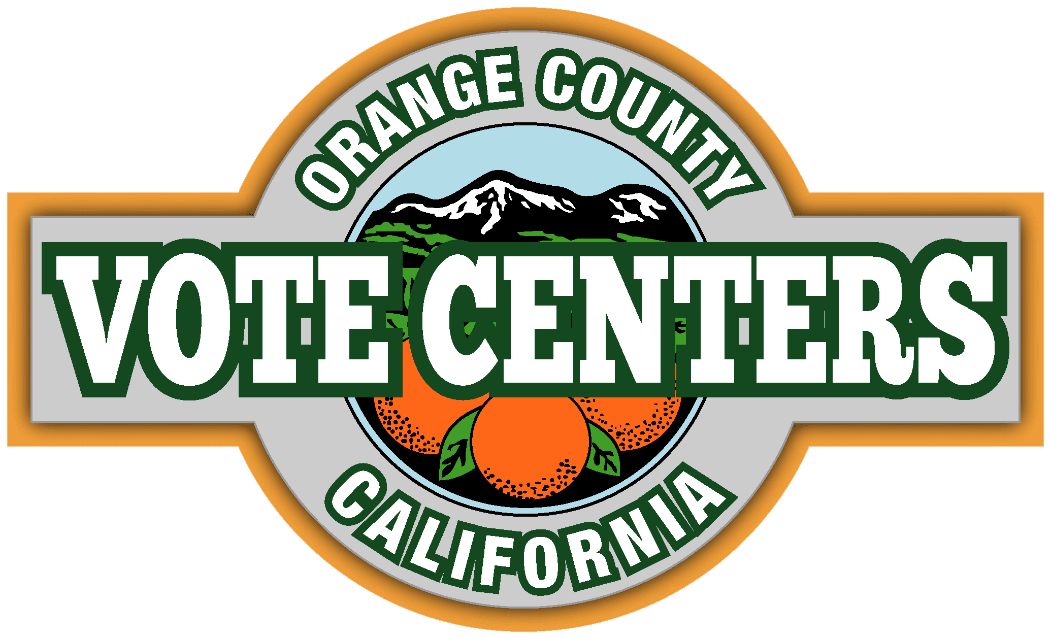 OC Vote Center logo 2020