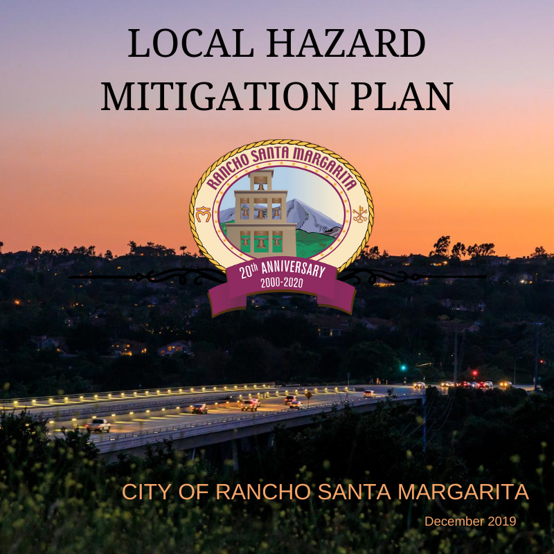 Local Hazard Mitigation Plan graphic