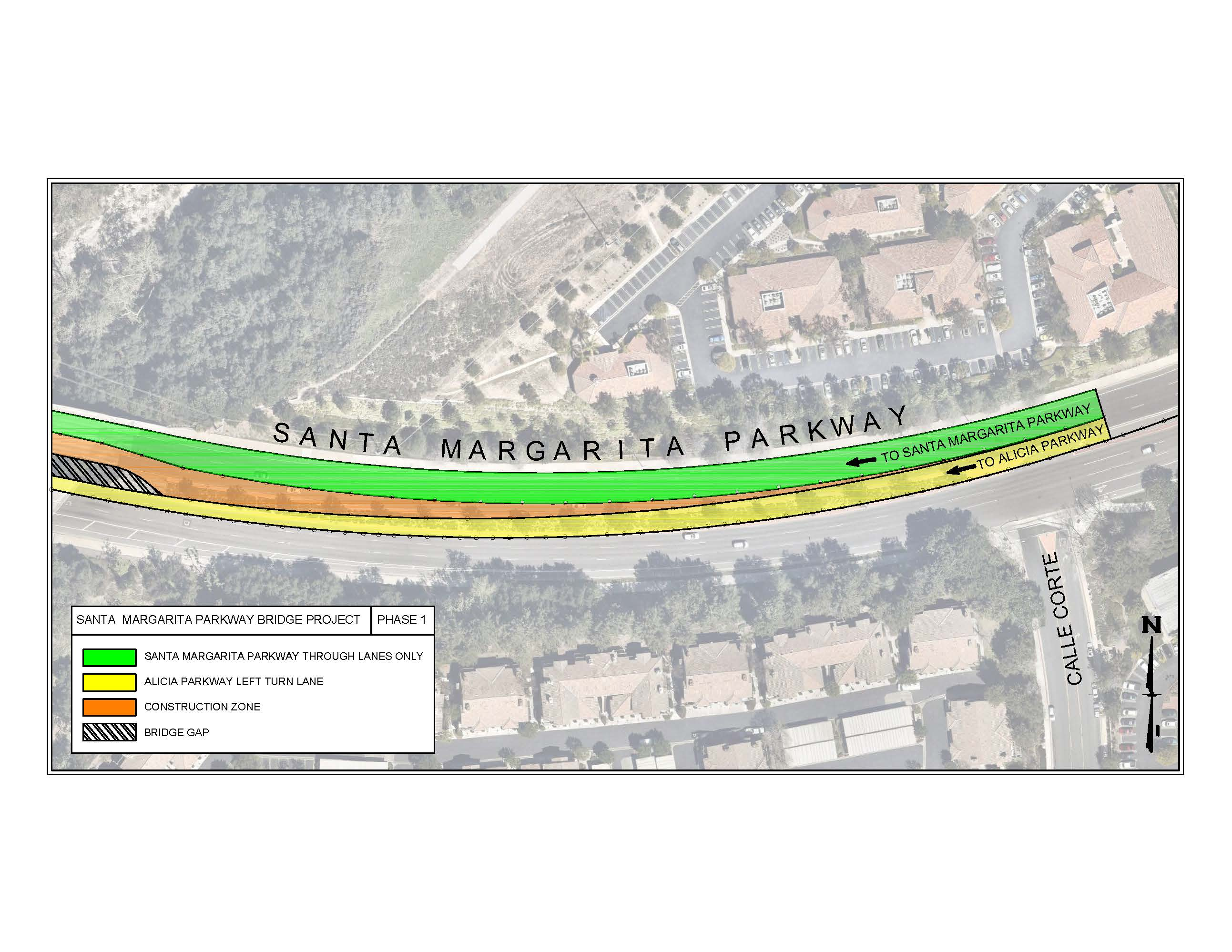 SMP Bridge Hinge Traffic Shift Phase 1 August 2020