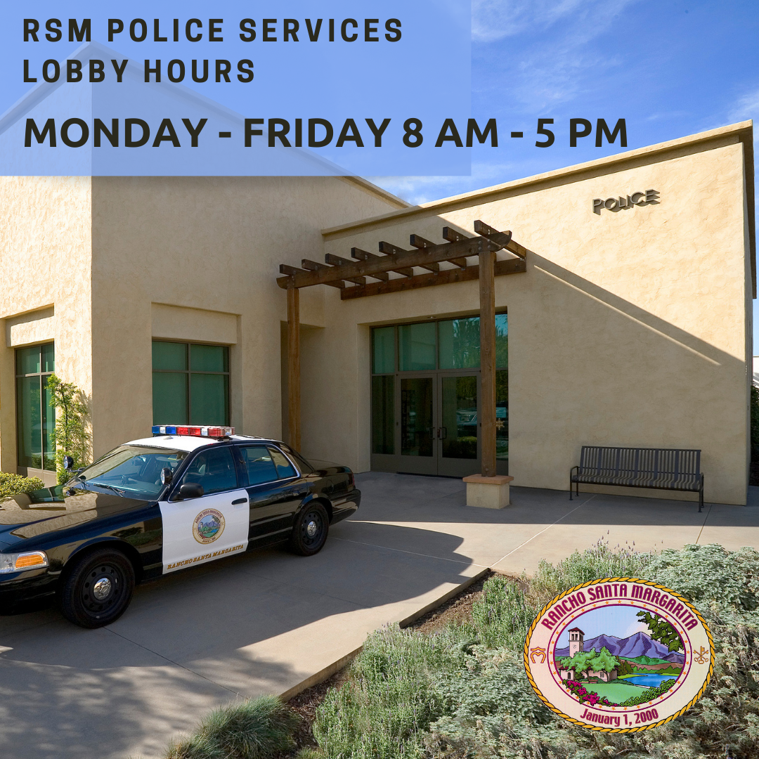 Police Services Lobby Hours