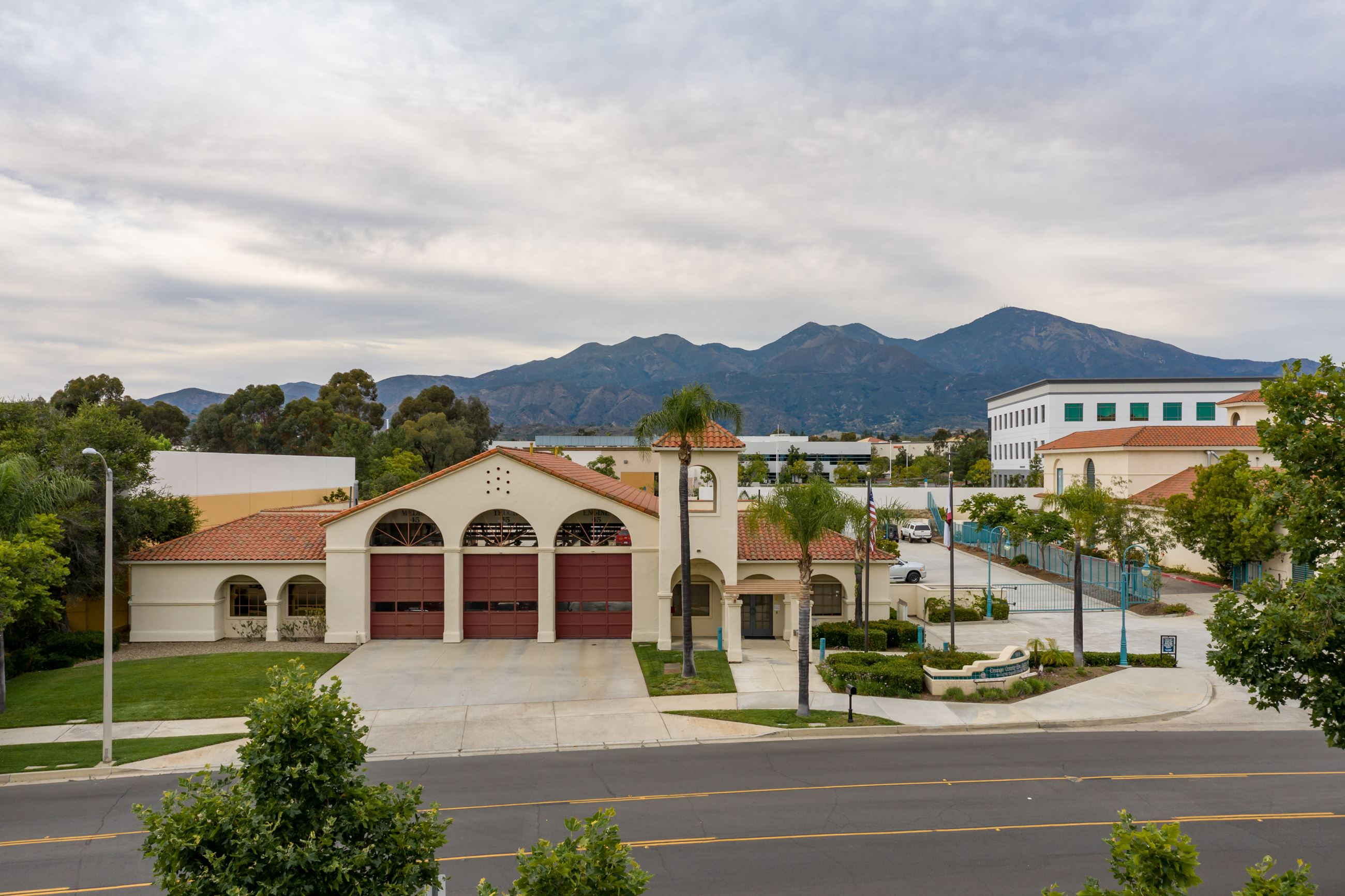 Fire Station 45, Rancho Santa Margarita