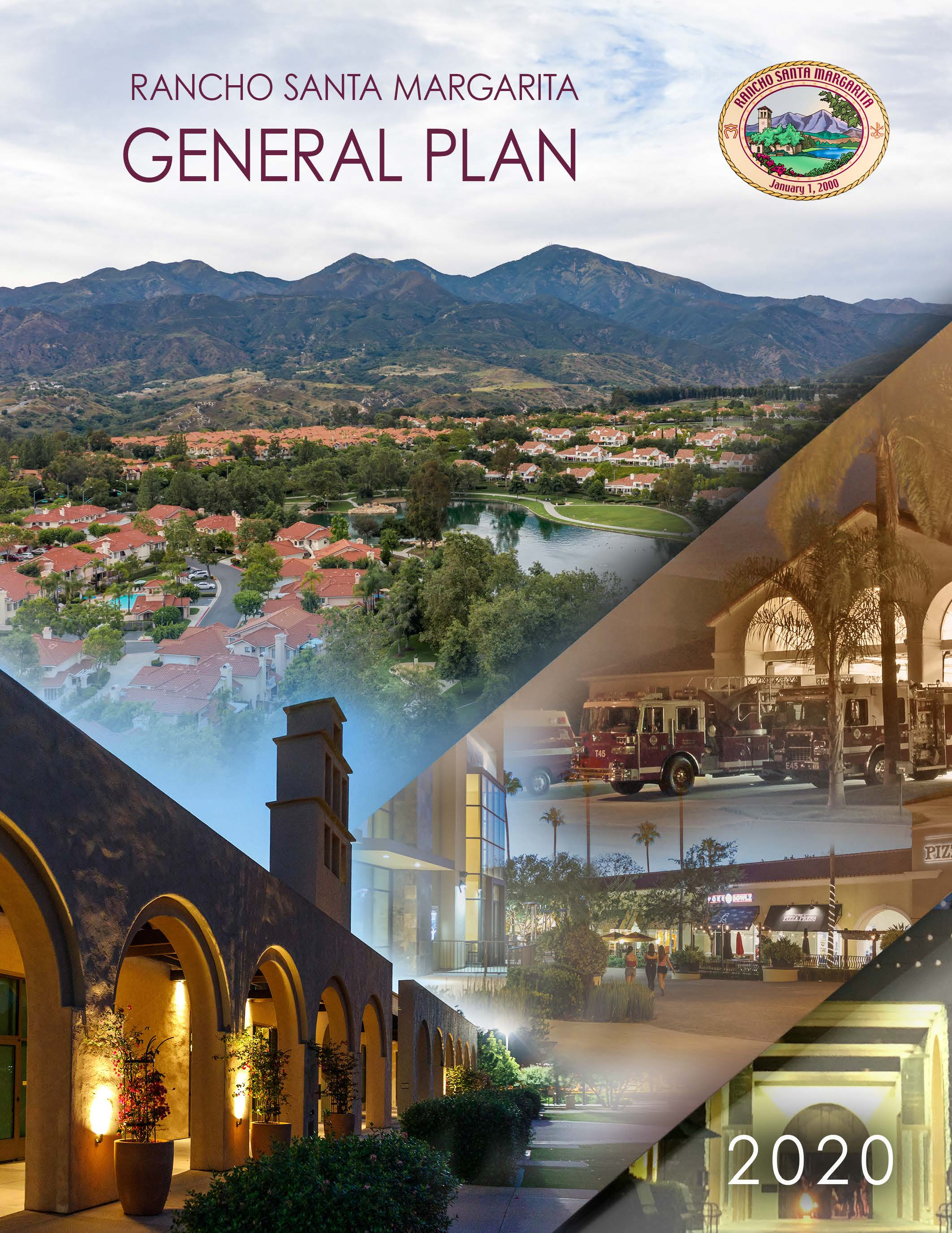RSM General Plan 2020 Front Cover